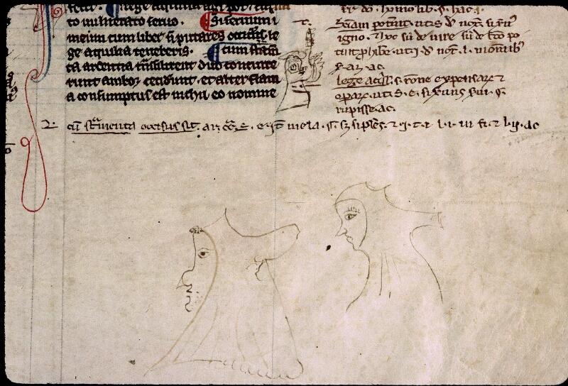 Angers, Bibl. mun., ms. 0335, f. 103 - vue 2