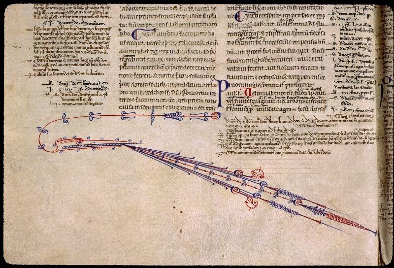 Angers, Bibl. mun., ms. 0336, f. 005v - vue 2