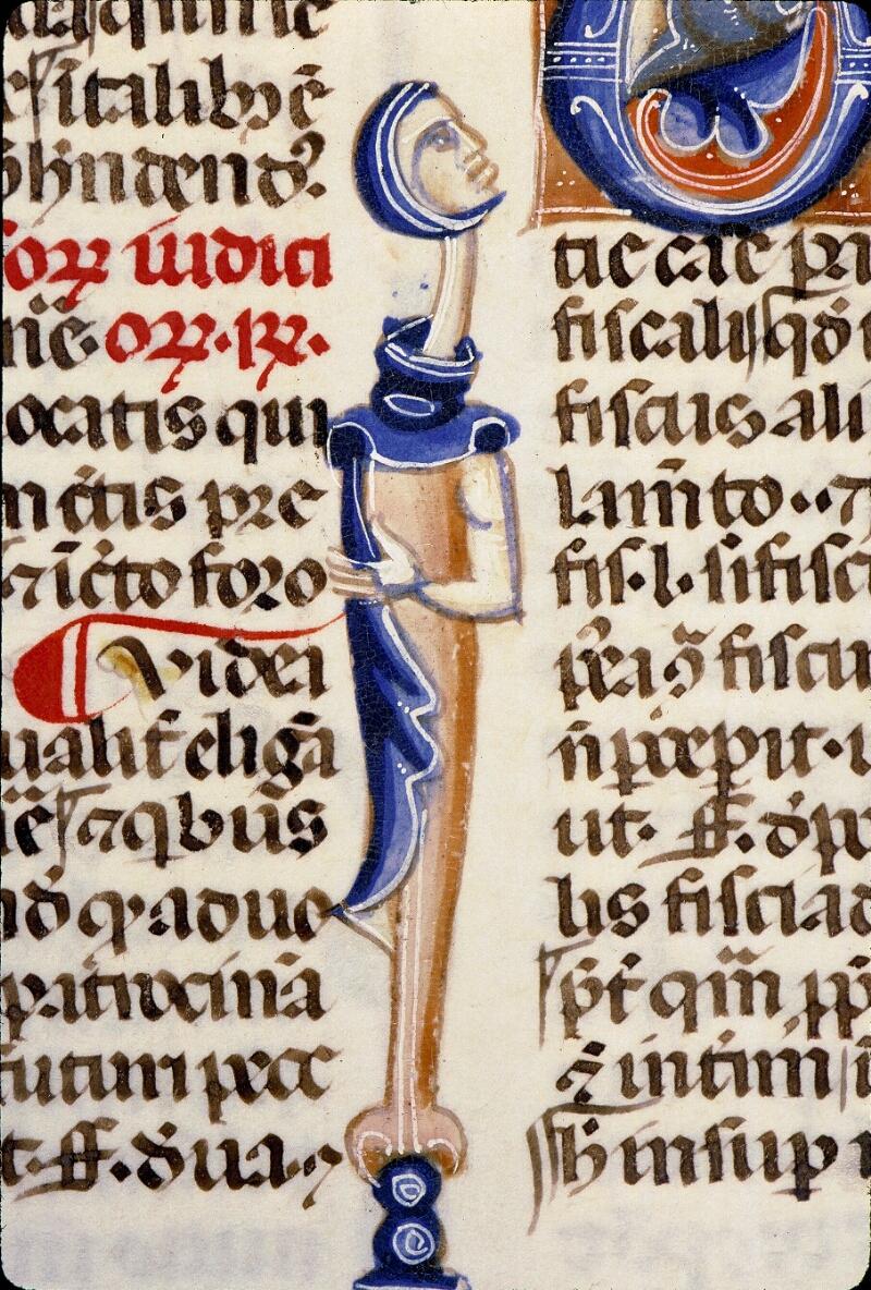 Angers, Bibl. mun., ms. 0338, f. 007 - vue 2