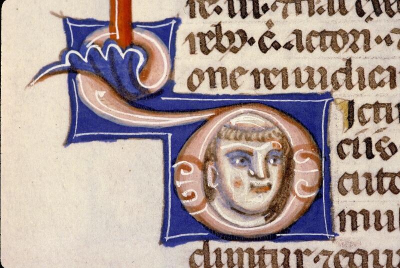 Angers, Bibl. mun., ms. 0338, f. 027 - vue 2