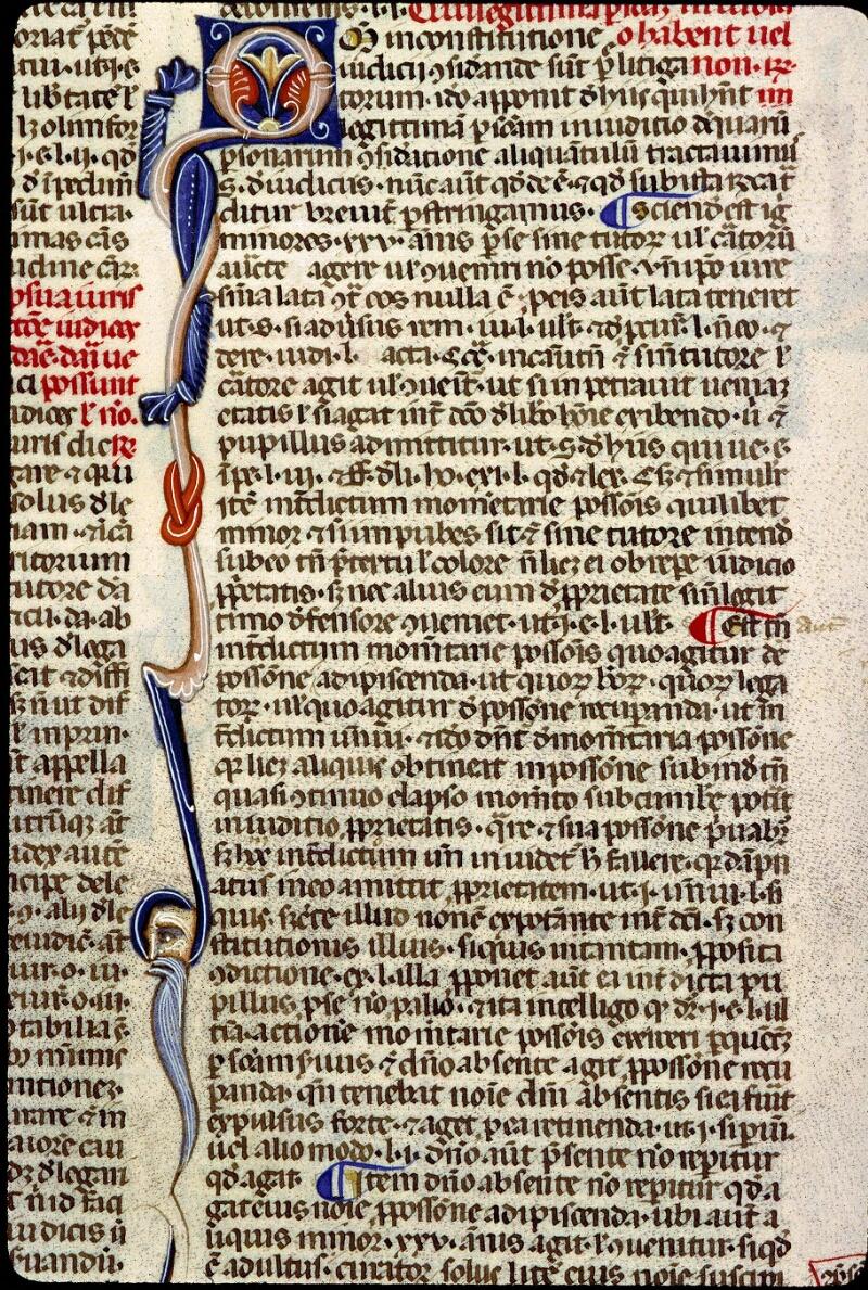 Angers, Bibl. mun., ms. 0338, f. 027v - vue 2