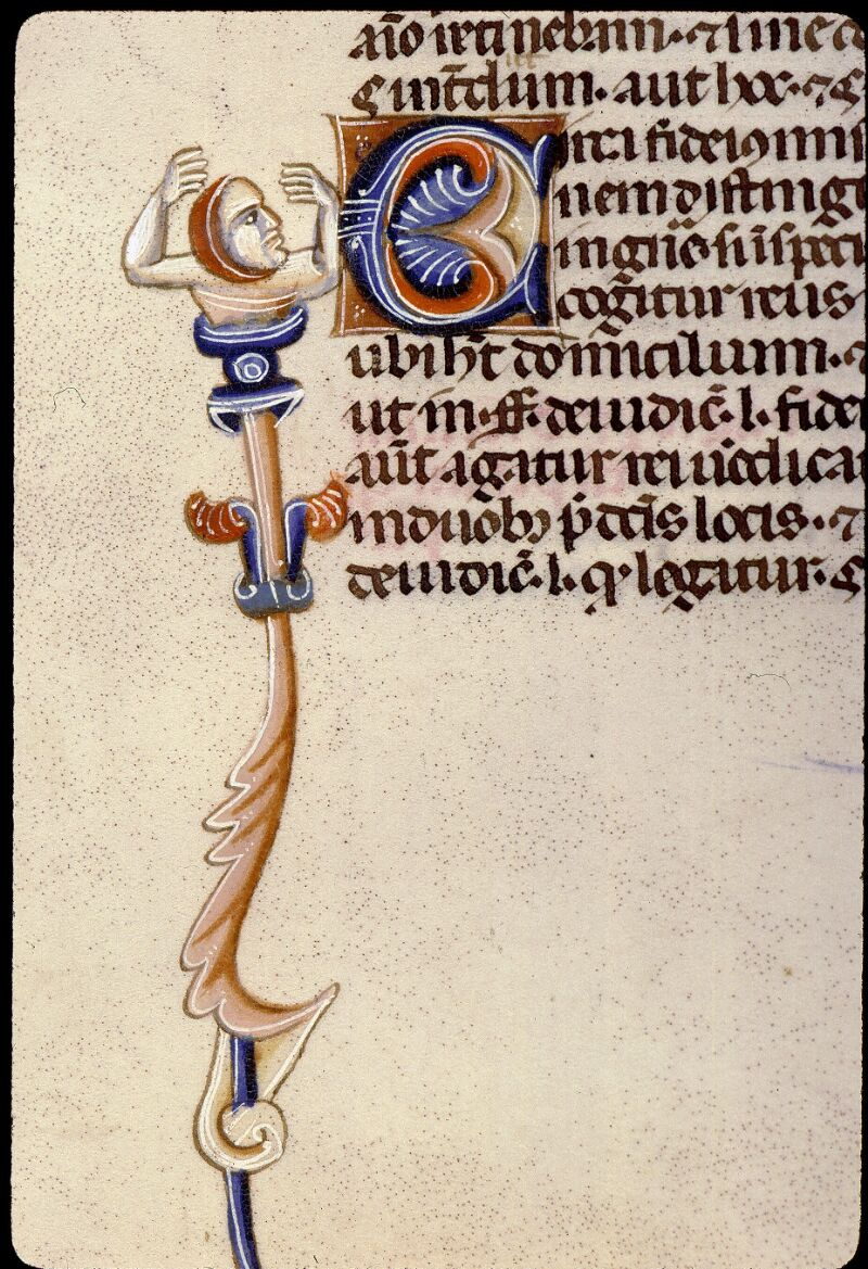 Angers, Bibl. mun., ms. 0338, f. 032 - vue 2
