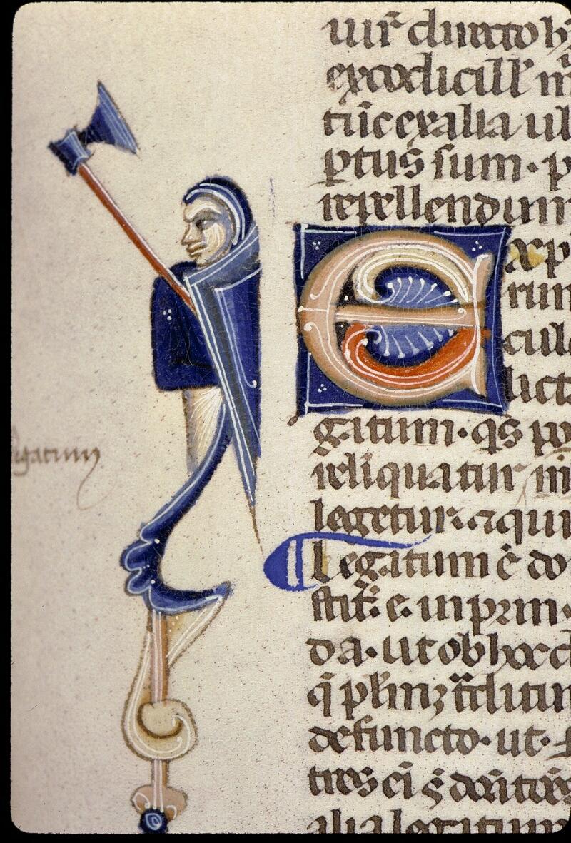 Angers, Bibl. mun., ms. 0338, f. 140 - vue 2