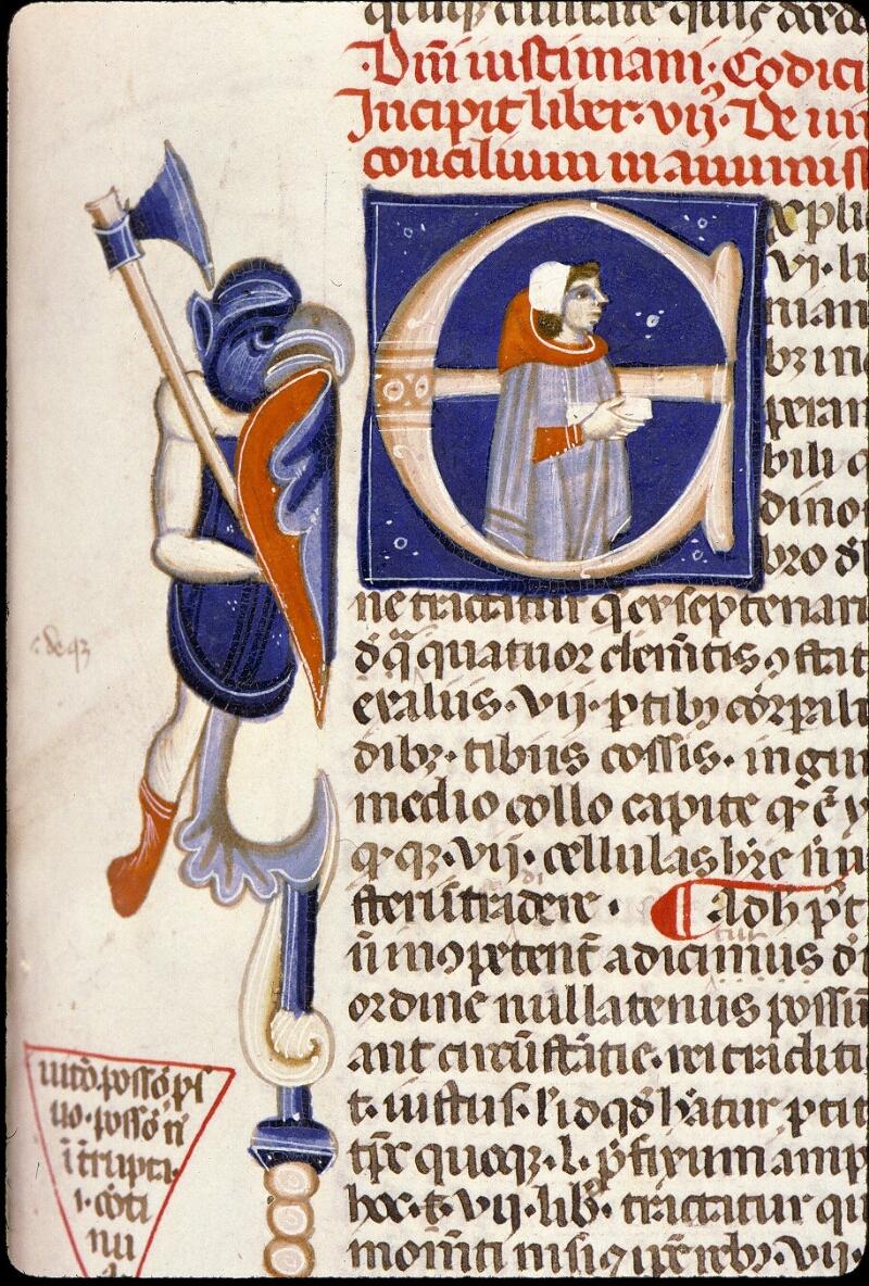 Angers, Bibl. mun., ms. 0338, f. 153 - vue 2