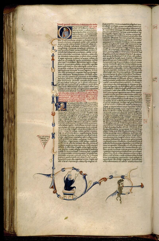 Angers, Bibl. mun., ms. 0338, f. 204v - vue 1