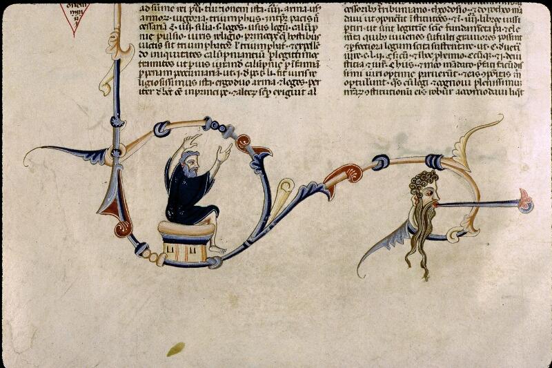 Angers, Bibl. mun., ms. 0338, f. 204v - vue 3