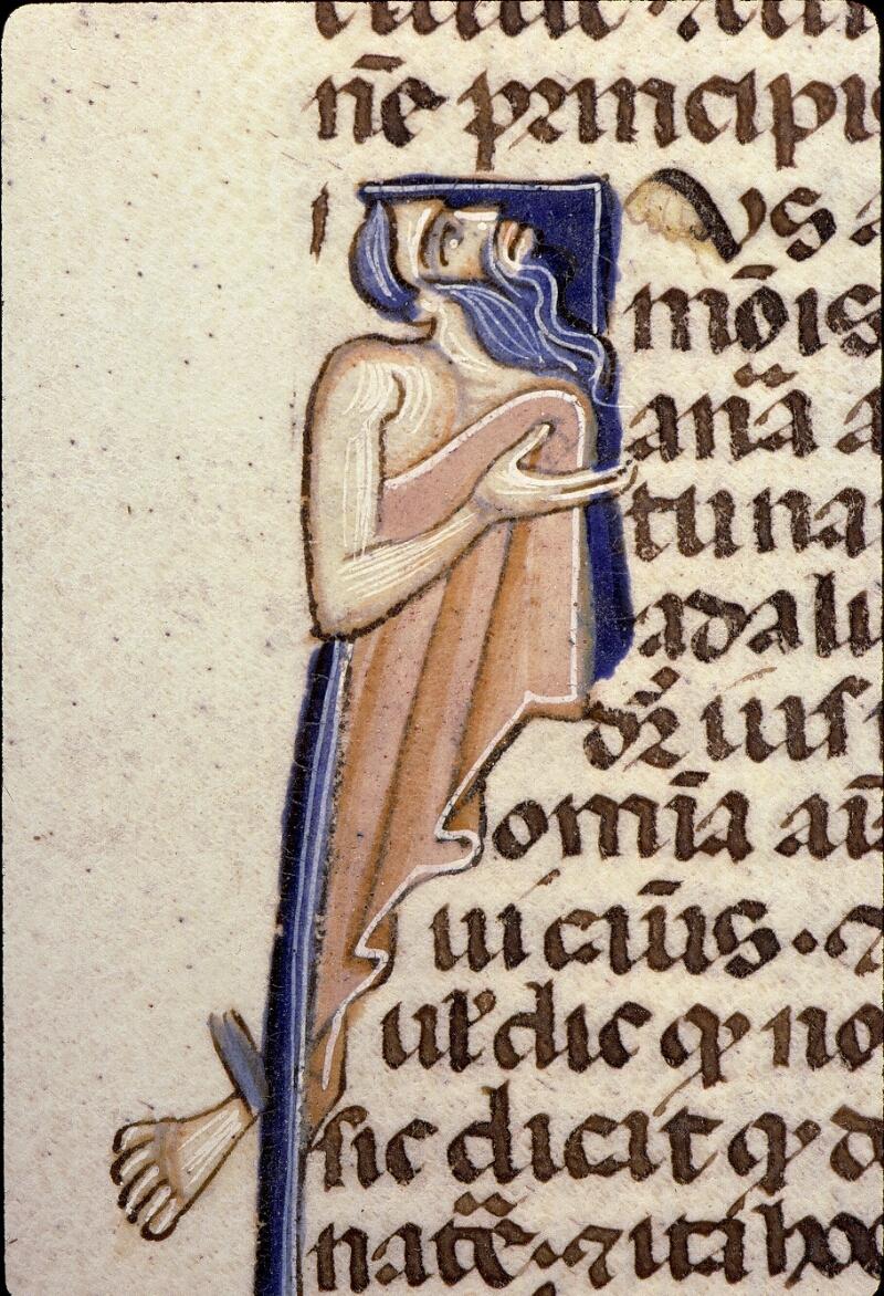 Angers, Bibl. mun., ms. 0338, f. 206 - vue 2