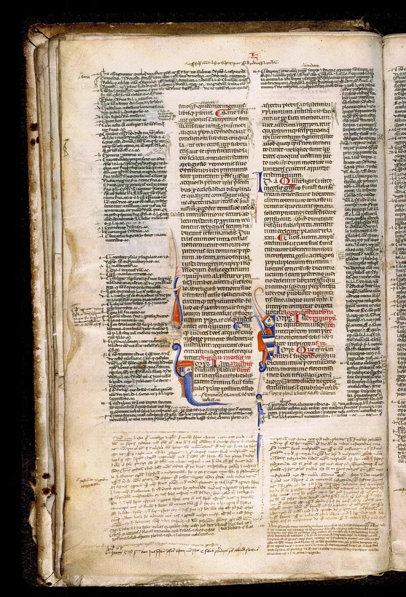 Angers, Bibl. mun., ms. 0339, f. 025v - vue 1