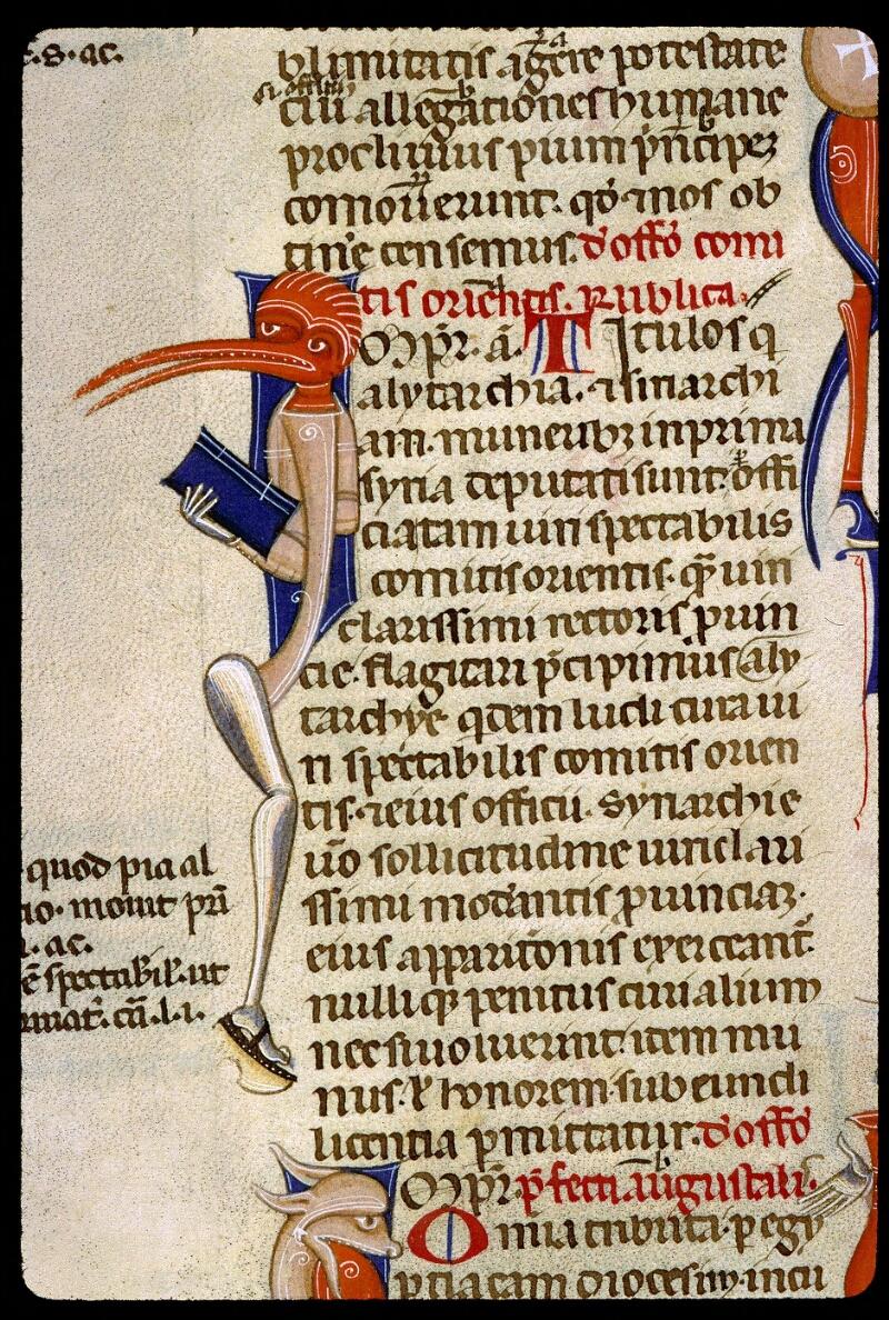 Angers, Bibl. mun., ms. 0339, f. 040 - vue 1
