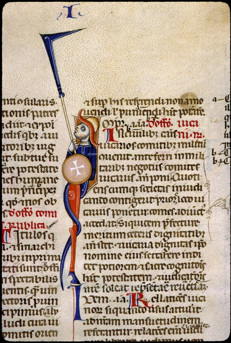 Angers, Bibl. mun., ms. 0339, f. 040 - vue 2