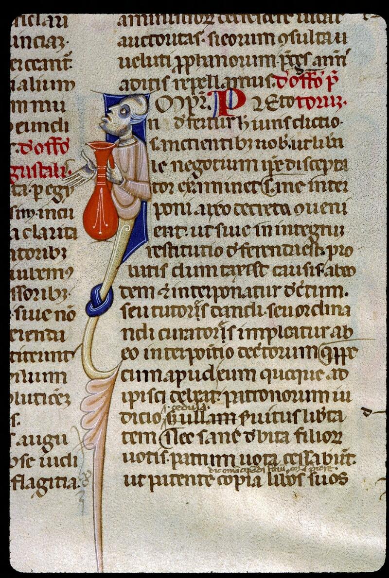 Angers, Bibl. mun., ms. 0339, f. 040 - vue 3