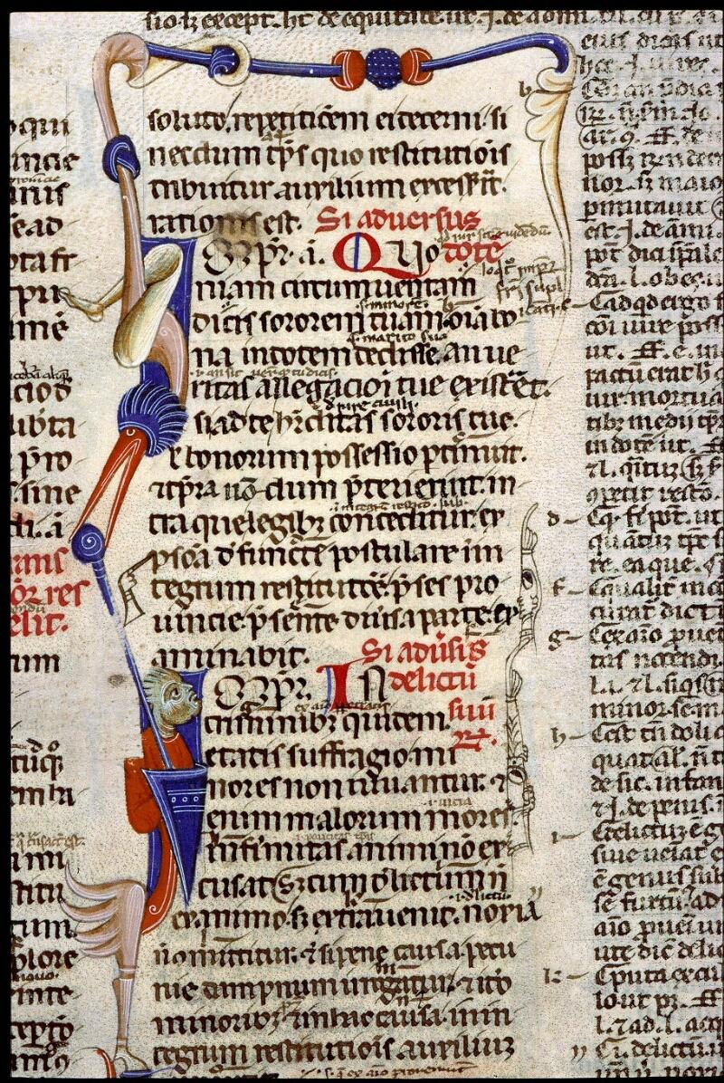 Angers, Bibl. mun., ms. 0339, f. 064 - vue 2