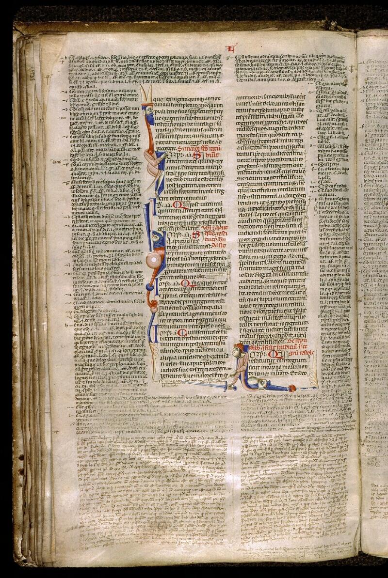Angers, Bibl. mun., ms. 0339, f. 066v - vue 1