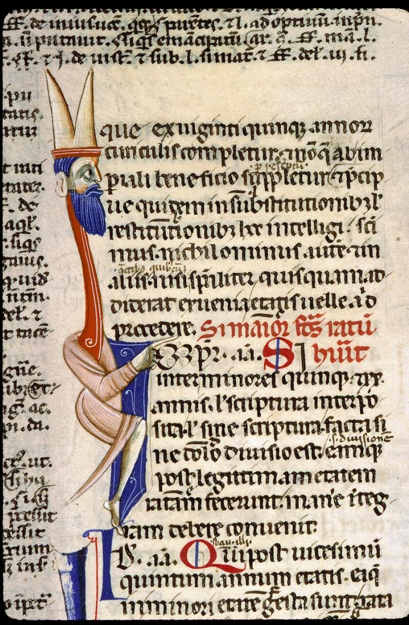 Angers, Bibl. mun., ms. 0339, f. 066v - vue 2