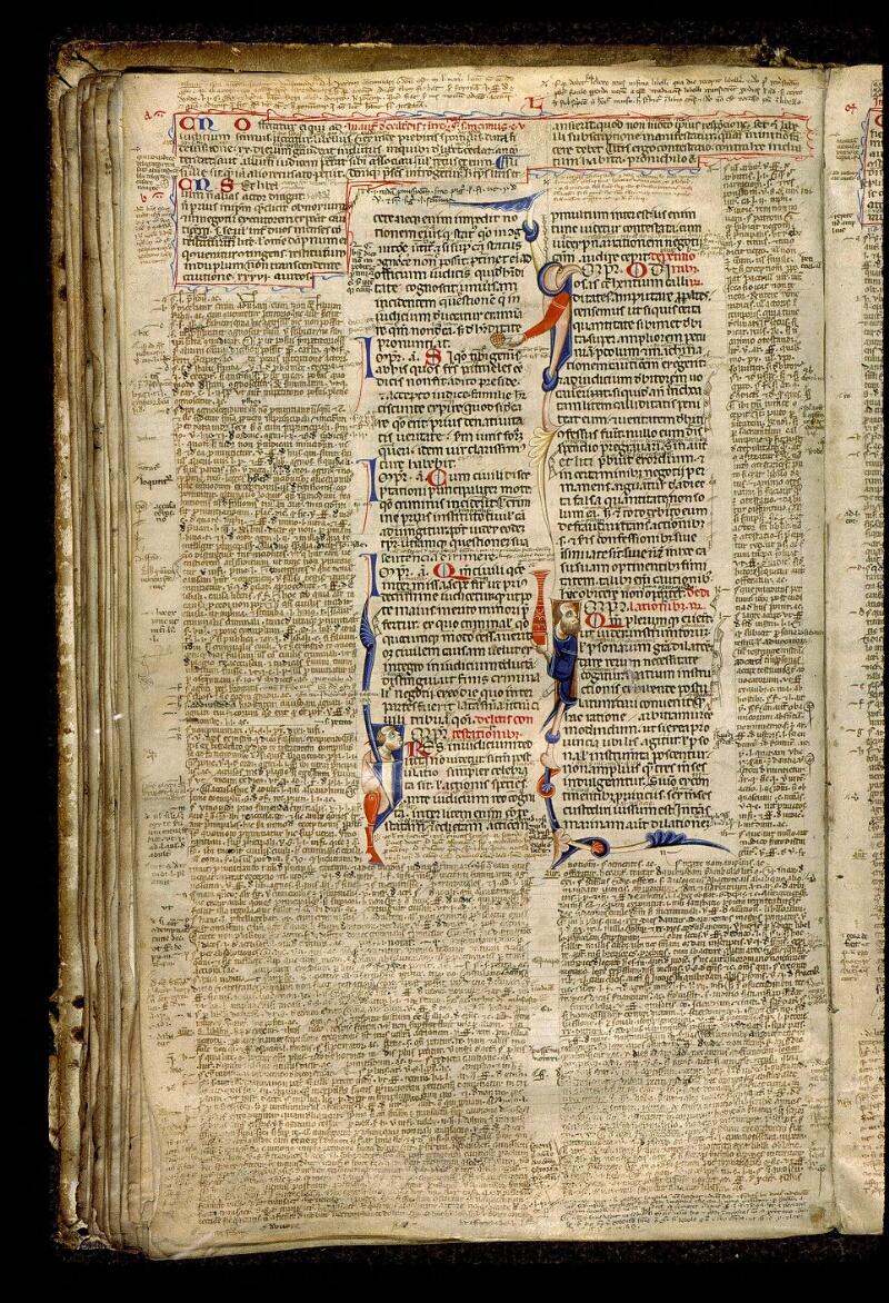 Angers, Bibl. mun., ms. 0339, f. 075v - vue 1