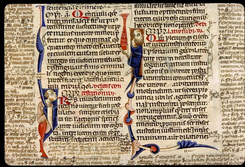 Angers, Bibl. mun., ms. 0339, f. 075v - vue 2