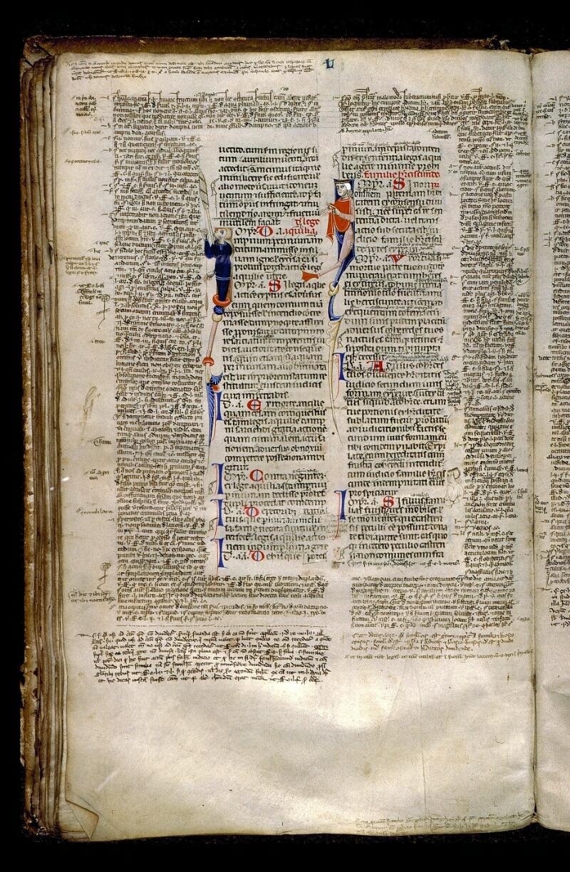 Angers, Bibl. mun., ms. 0339, f. 091v - vue 1