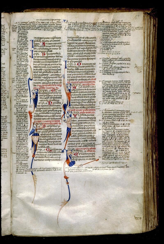 Angers, Bibl. mun., ms. 0339, f. 173 - vue 1