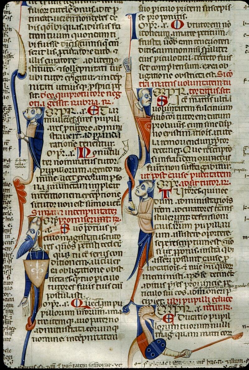Angers, Bibl. mun., ms. 0339, f. 173 - vue 2