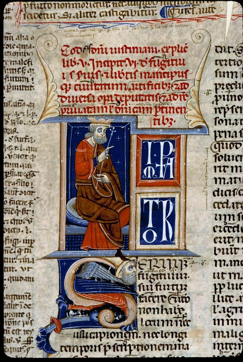 Angers, Bibl. mun., ms. 0339, f. 183 - vue 2