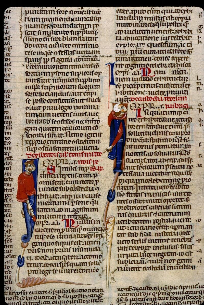 Angers, Bibl. mun., ms. 0339, f. 300