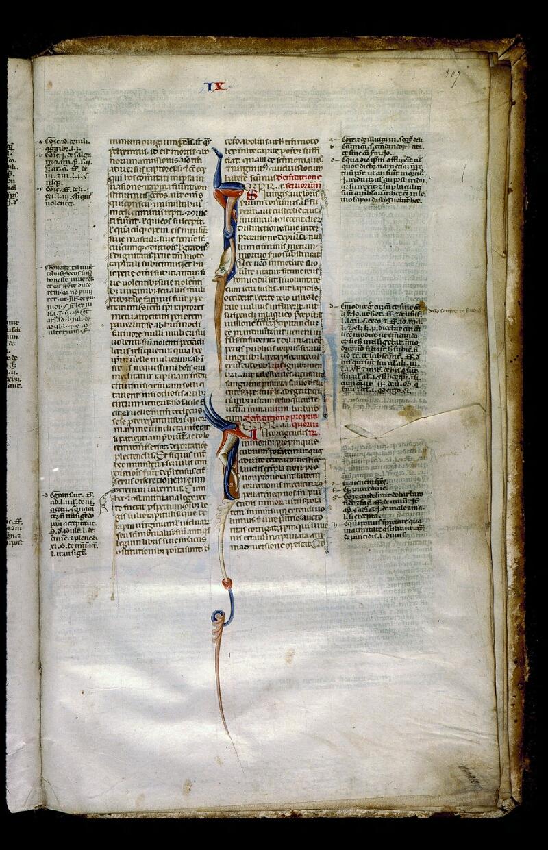 Angers, Bibl. mun., ms. 0339, f. 307