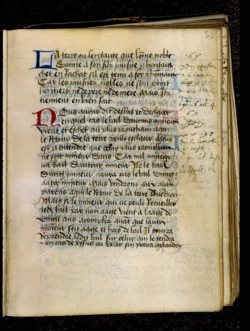 Angers, Bibl. mun., ms. 0342, f. 030