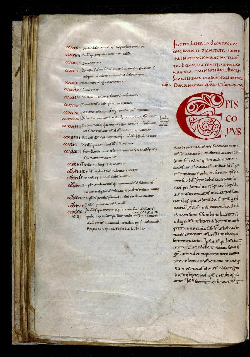 Angers, Bibl. mun., ms. 0368, f. 039v - vue 1