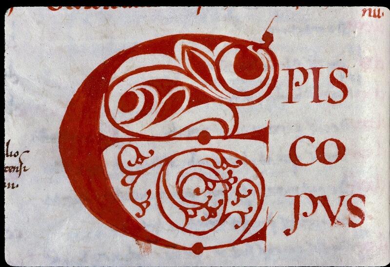 Angers, Bibl. mun., ms. 0368, f. 039v - vue 2