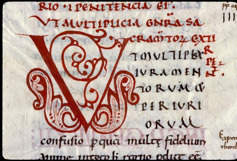 Angers, Bibl. mun., ms. 0368, f. 144v - vue 2