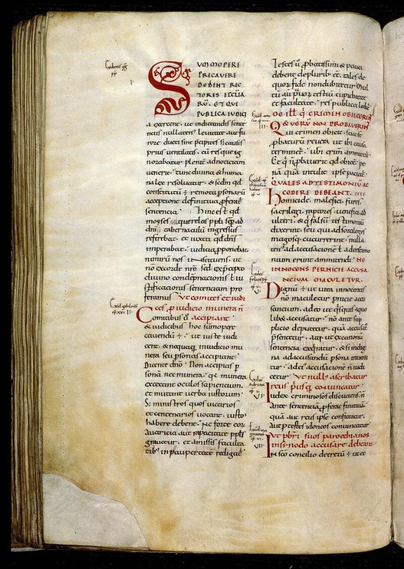Angers, Bibl. mun., ms. 0368, f. 157v