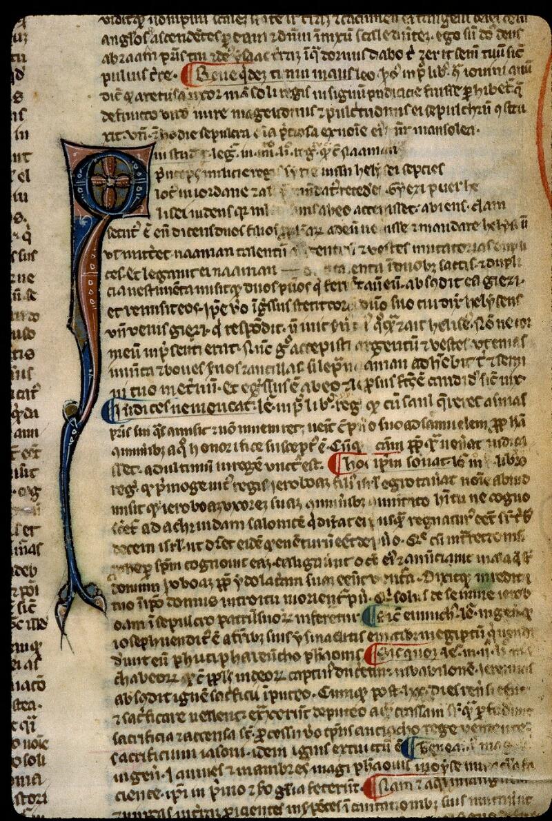Angers, Bibl. mun., ms. 0371, f. 001 - vue 3