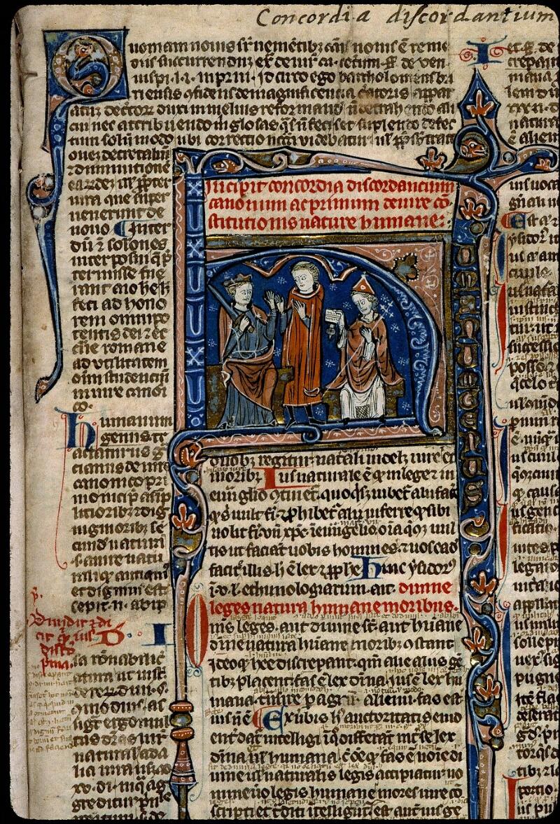 Angers, Bibl. mun., ms. 0371, f. 005 - vue 2
