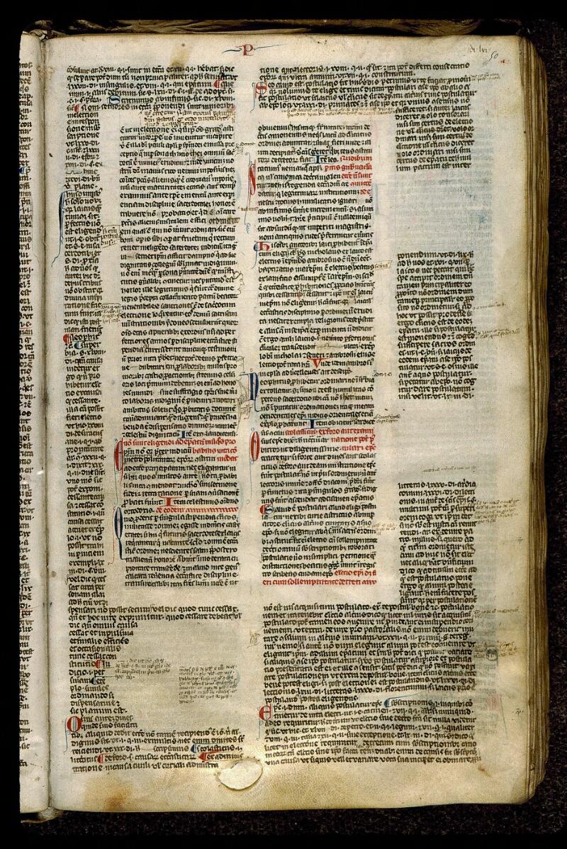 Angers, Bibl. mun., ms. 0371, f. 050
