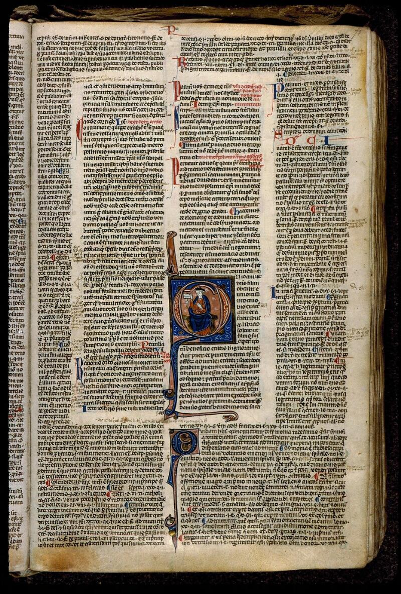 Angers, Bibl. mun., ms. 0371, f. 073 - vue 1