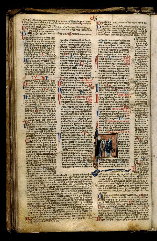 Angers, Bibl. mun., ms. 0371, f. 114v - vue 1