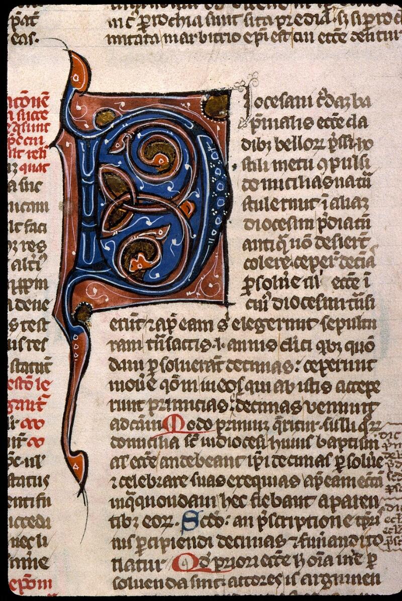 Angers, Bibl. mun., ms. 0371, f. 147v - vue 2