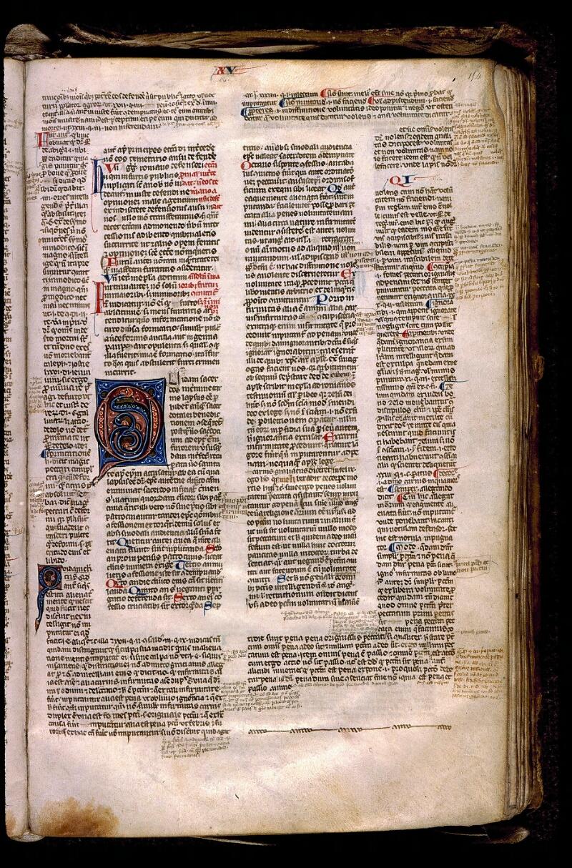 Angers, Bibl. mun., ms. 0371, f. 154 - vue 1