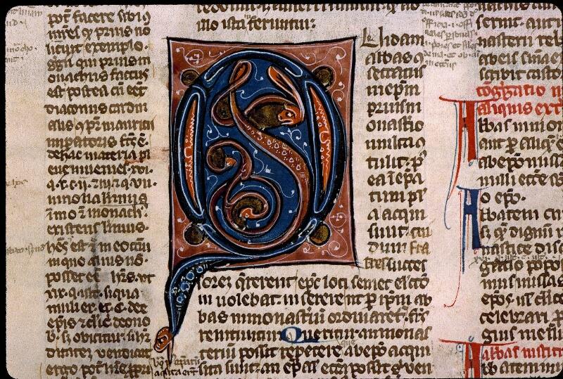 Angers, Bibl. mun., ms. 0371, f. 173v - vue 2