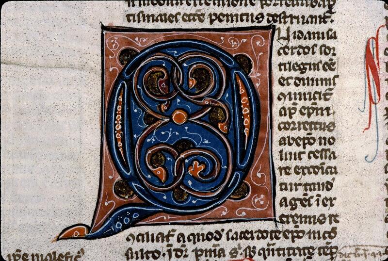 Angers, Bibl. mun., ms. 0371, f. 221v - vue 2
