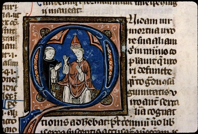 Angers, Bibl. mun., ms. 0371, f. 274 - vue 2