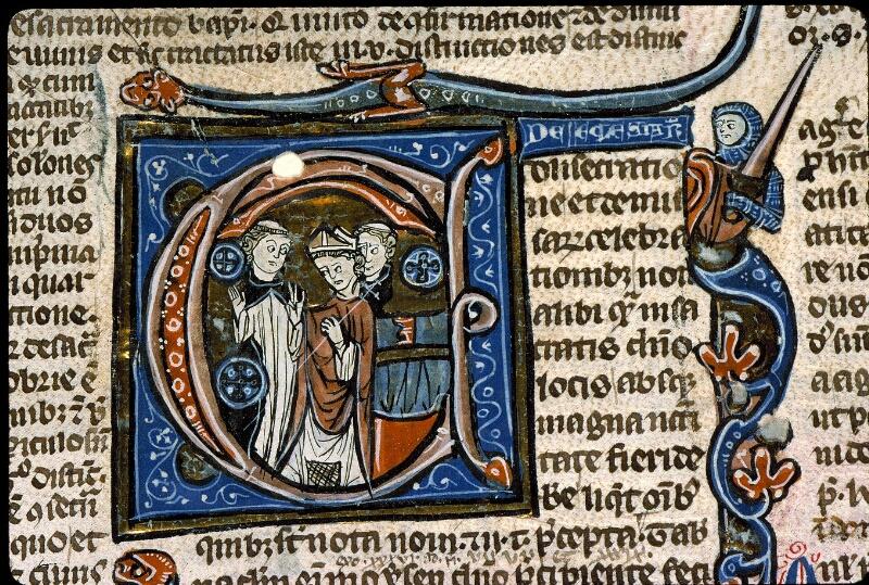 Angers, Bibl. mun., ms. 0371, f. 281 - vue 2