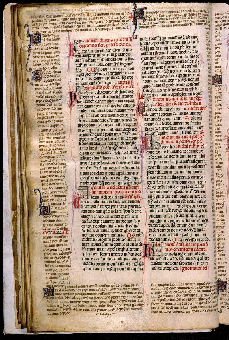 Angers, Bibl. mun., ms. 0372, f. 035v - vue 1