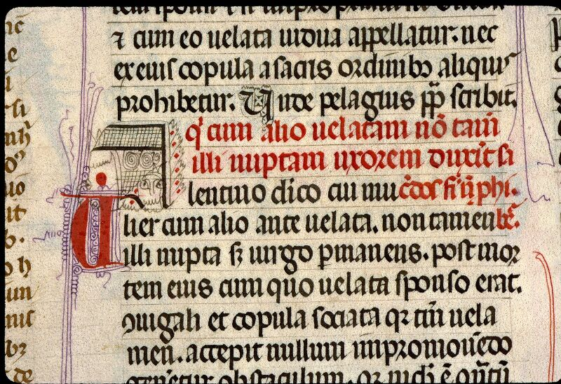 Angers, Bibl. mun., ms. 0372, f. 035v - vue 2