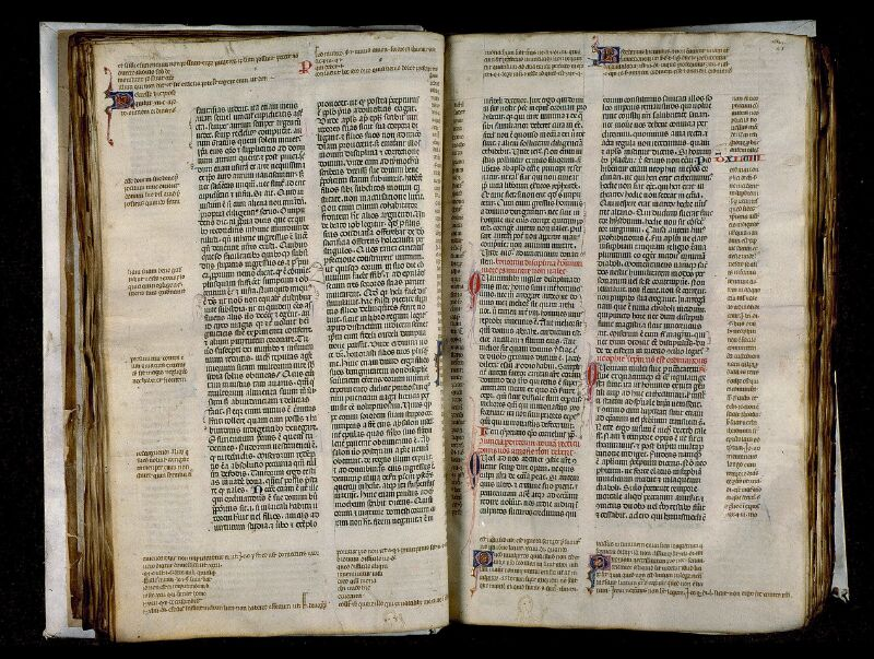 Angers, Bibl. mun., ms. 0372, f. 047v-048 - vue 1