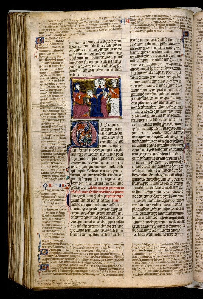 Angers, Bibl. mun., ms. 0372, f. 349v - vue 1