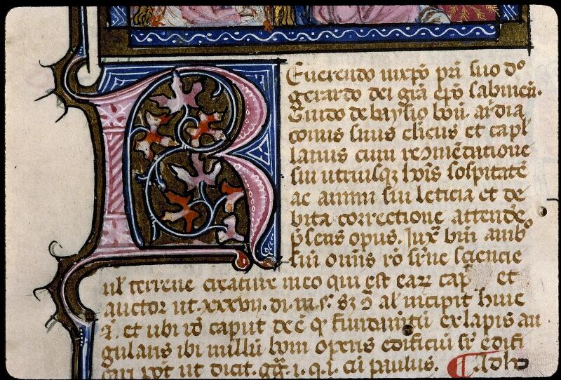 Angers, Bibl. mun., ms. 0373, f. 001 - vue 4