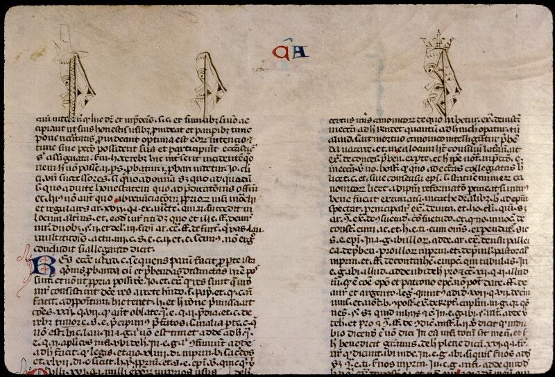Angers, Bibl. mun., ms. 0373, f. 190v