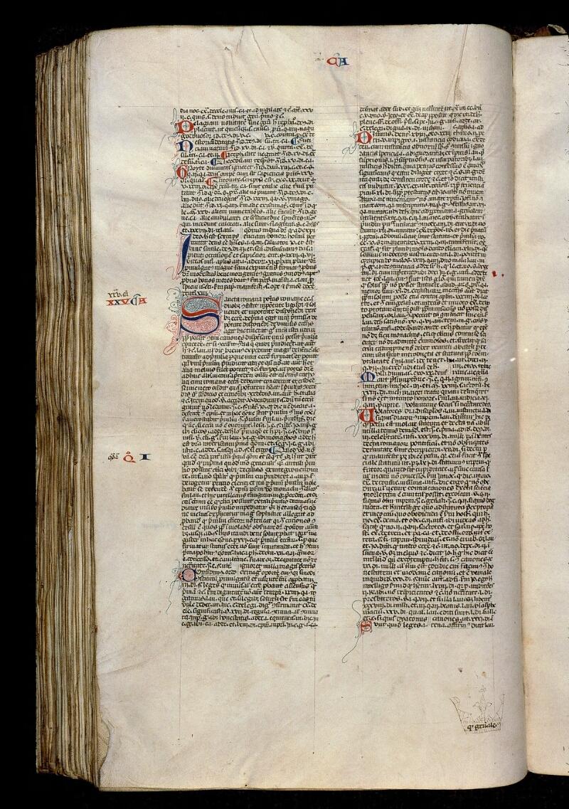 Angers, Bibl. mun., ms. 0373, f. 274v