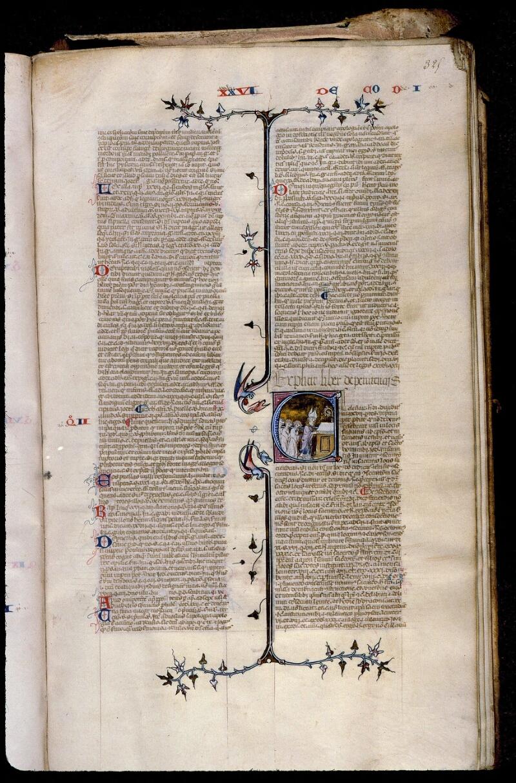 Angers, Bibl. mun., ms. 0373, f. 325 - vue 1